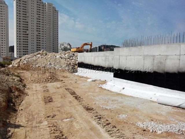 Impermeabilización muros de impermeabilizantes Garrido 3
